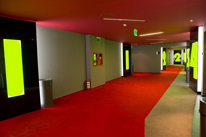 Cinema Palace @Lotus Center Oradea 4