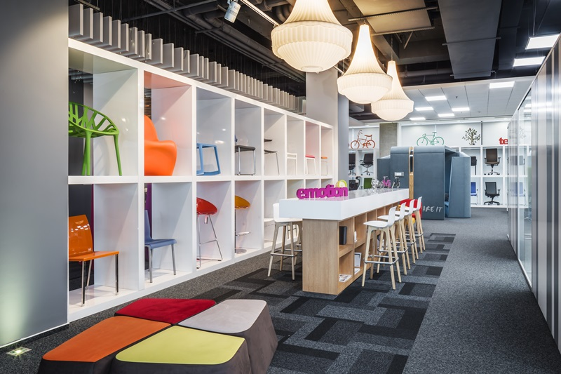 Techo showroom by Techo Romania