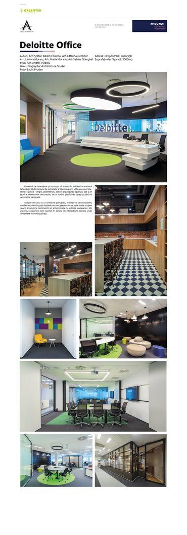 Birouri Deloitte