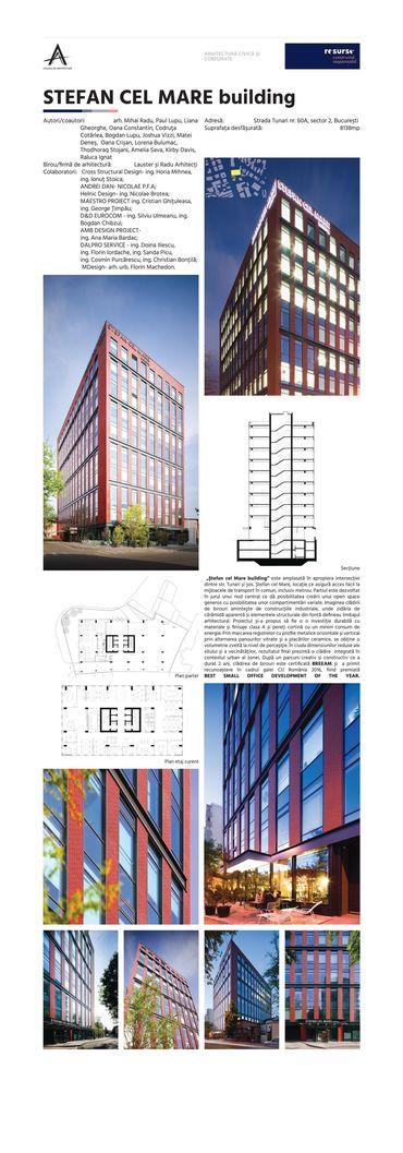 Stefan Cel Mare Building